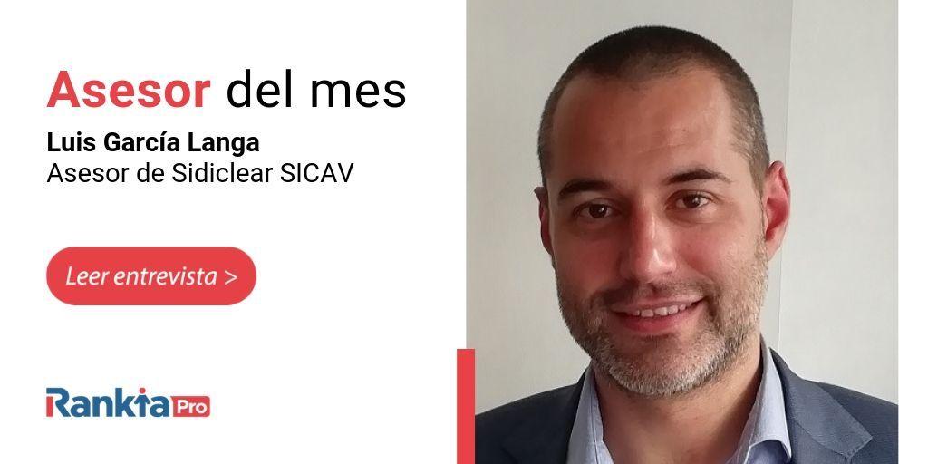Entrevista Luis García Langa